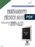 Treinamento Tecnico TFT LCD GH15 e GH17 (151N, 171N)