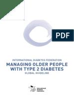 Diabetes en Ancianos(2013)