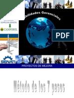 METODOLOGÍA DE LOS 7 PASOS DETALLADO