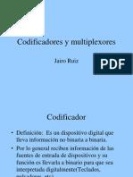 Codificadores y Multiplexores