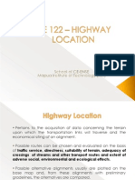 03 CE 122 Highway Location