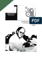 Escrever e Preciso Mario Osorio Marques