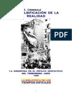 119153367 Norberto R Ceresole La Falsificacion de La Realidad