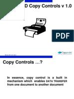 SD1014 SD Copy Controls
