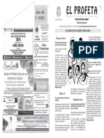 Boletin Del 18 de Enero 2014