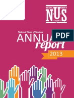 NUS Annual Report 2013