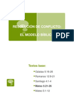 Resolucion de Conflictos Powerpoint Design1