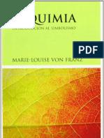 Alquimia - Marie-Louise von Franz