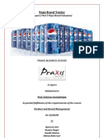 Pepsi Brand Valuation - Final