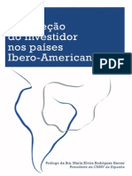 CVM - Estudo sobre a proteção do investidor nos países ibero-americanos [2014]