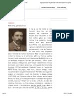 Petit livre, grand Conrad | La république des livres