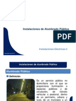 IE-II Alumbrado Publico