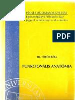 Dr. Török Béla_Funkcionális anatómia