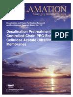Report138 Desalination Pretreatment Using Enhanced UF Membranes