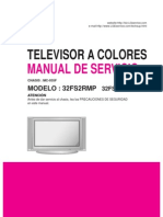 Manual 32FS2R, Chasis MC-035F