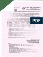 TTA Direct Recruitment Notification