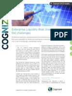 Enterprise Liquidity Risk