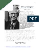 Skinner's Legacy