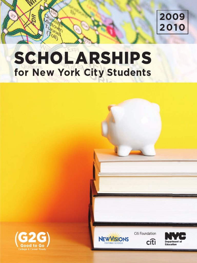 Scholarships For NYC Students