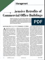 Comprehensive Retrofits for Commercial Office Buildings