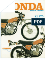 honda xl175 cycleserv manual