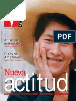 Variedades-58 = Nueva Actitud( Mujeres de Cutervo ) (2008)