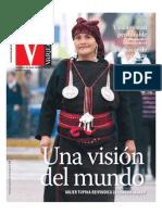 VARIEDADES-75 = Una visiòn del Mundo ( Mujer Tupina) (2008)