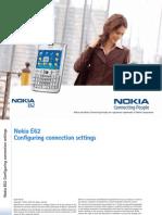 Nokia E62 Configuring en 1
