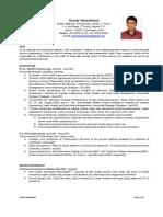 131106 Kumar Narasimhan CV Academic Nov2013