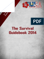 UQMSA Survival Guide 2014