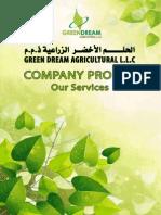 Green Dream Profile