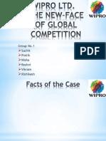 Wipro Case Study