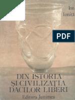 Ionita Ion Din Istoria Si Civilizatia Dacilor Liberi