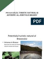 Potentialul Turistic Natural Si Antropic Al Judetului Brasov
