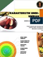 Karakteristik Umbi Umbian