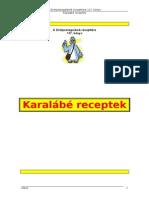 59518851 Drotpostagalamb 117 Konyv Karalabe Receptek
