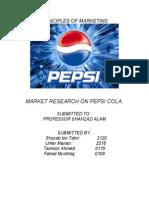 Final Report Pepsi
