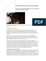 Denominacion Origen Paella