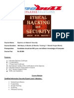 Diploma on Network Security
