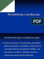 Dezinfekcija i Sterilizacija