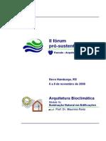 II Fórum de Sustentabilidade