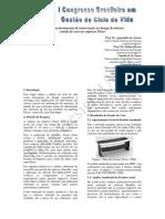 Artigo I CBGCV - A ACV como ferramenta de intervenção no design de móveis
