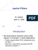 EEE202_Lect22_PassiveFilters