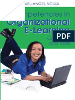Competences in Organizational E-Learning