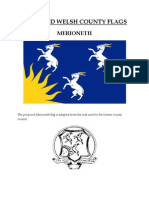 Welsh County Flag Proposals