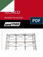 Manual Técnico Andaime Fachadeiro