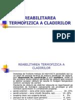 Reabilitarea Termofizica a Cladirilor 2