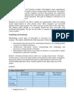 Ambidextrous Organizations