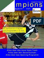 Champions Magazin 23
