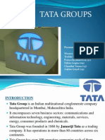 Ghrm Tata Groups